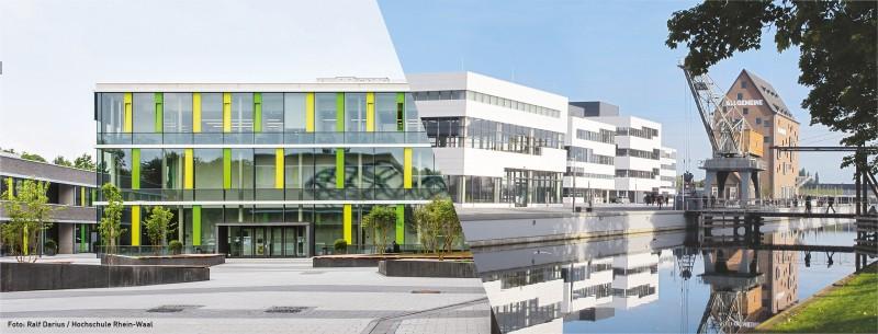 Shop der Hochschule Rhein-Waal